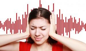 Acouphènes bourdonnement d'oreilles