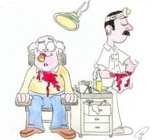 traitement épistaxis