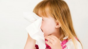 rhume nez bouché