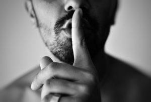silence calme surdité brusque