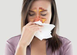 sinusite inflammatoire nez